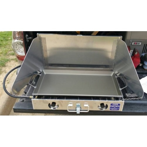 Cook Partner 2 B 22 Stove Truck Camp Stove