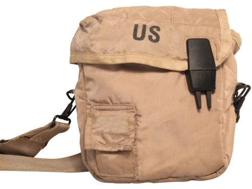 GI Issue Canteen Cover 2 QT. Tan