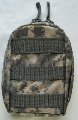 GI Issue Molle Leaders Admin Pouch with Inserts ACU