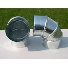 Riley Stove Stove Pipe Elbow 5 inch