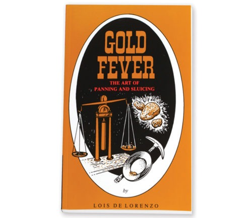 Stansport Gold Fever -The Art of Panning and Sluicing Book
